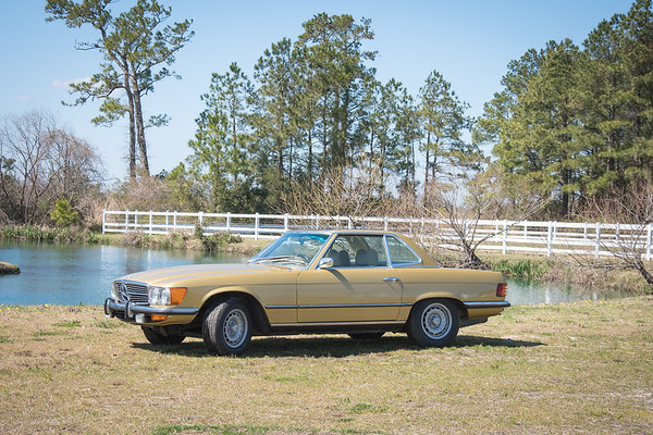 1973 Mercedes Convertible for sale