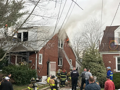 Mineola House Fire 03/30/2017