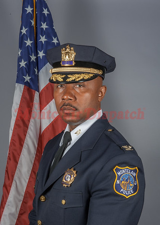 Montclair Swears in New Police Chief and Deputy Chiefs