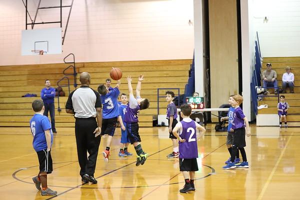 LF 3rd Grade Basketball Vs. Dolgeville 2
