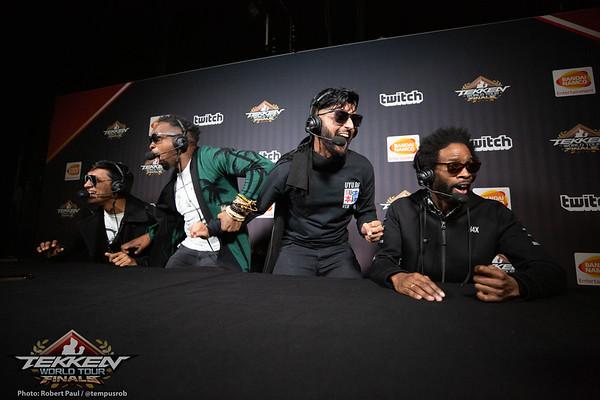 Tekken World Tour Finale 2018