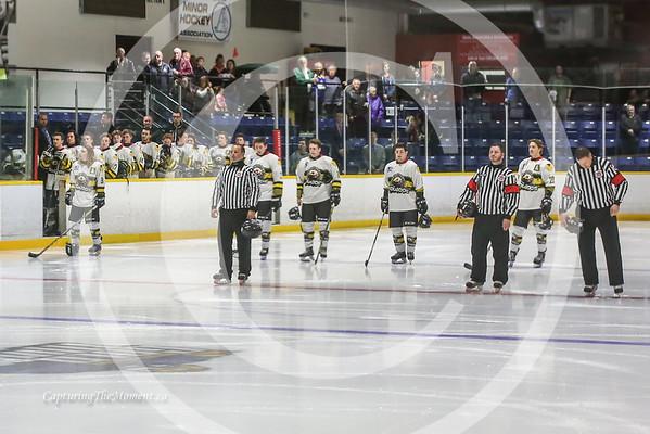 Teams of the Jr. 'A' NOJHL Hockey League.