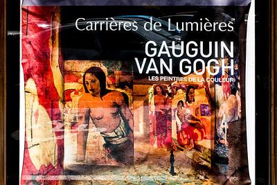 Carrieries de Lumieres GAUGUIN VAN GOGH