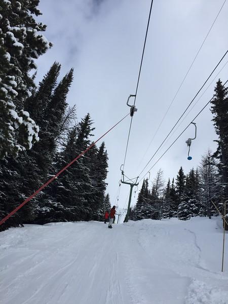 Up the Summitt tow!
