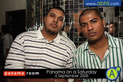 Panama - 6th Spetember 2008