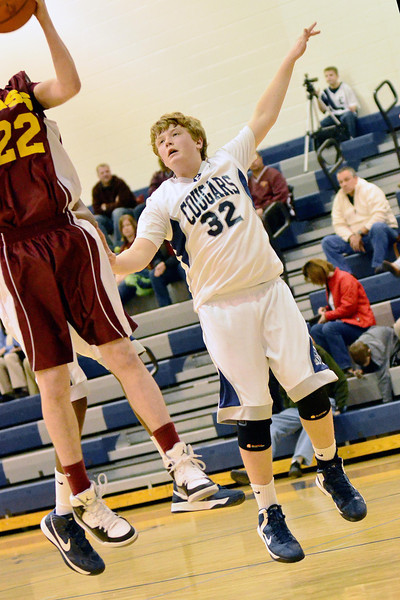 Edgewood 8th Grade Boys Basketball 2012-2013