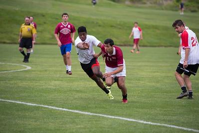 5/21/16: Alumni Soccer Game
