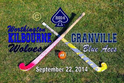 2014 Worthington Kilbourne at Granville (09-22-14)