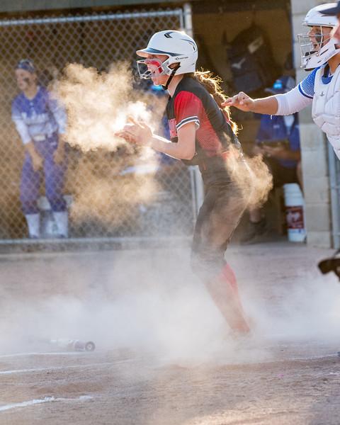 2021 Softball Regional Championship: Hall-Dale vs Madison