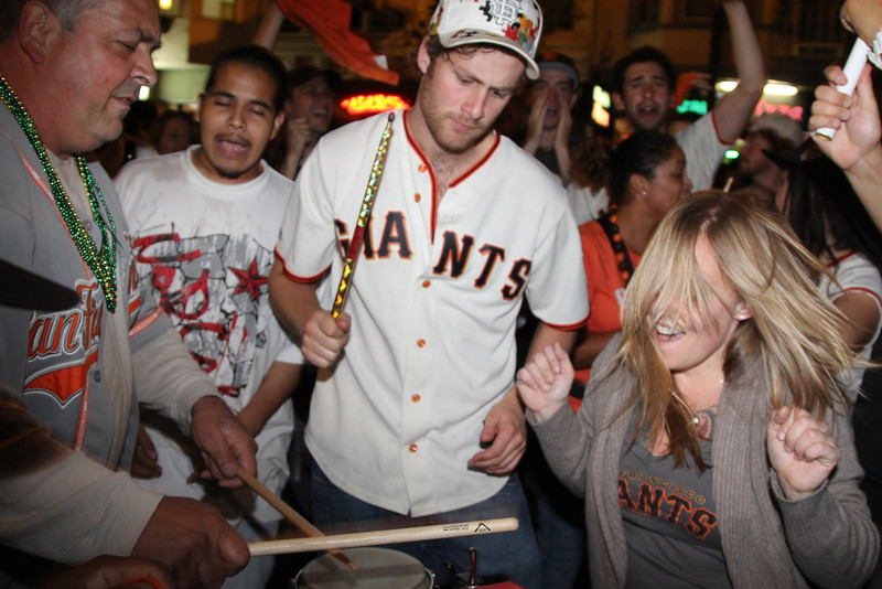 Giants World Series Celebration 3
