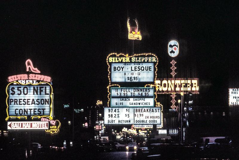 Las Vegas Blvd. (The Strip)