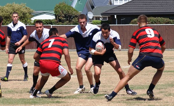 2015 Pre-season Club Rugby