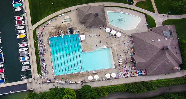 Around the Pool, Norbs v Woods, 7-16-14