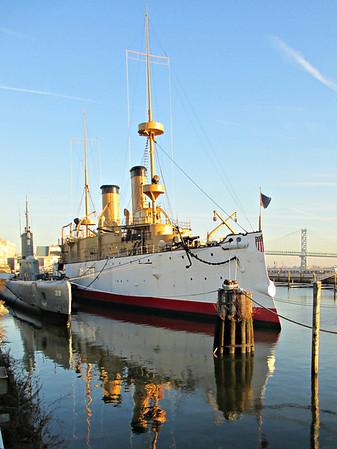USS Olympia - 2012