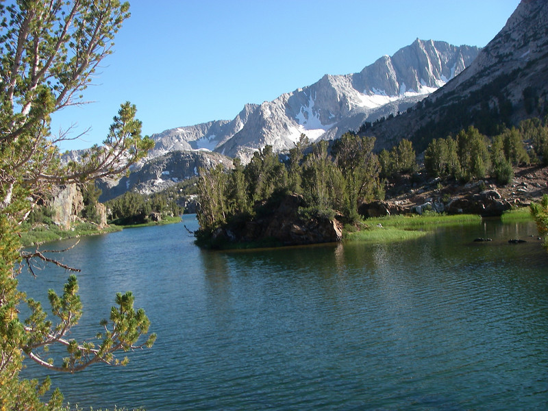 Along Long Lake
