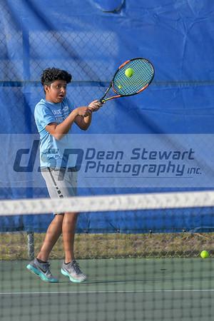 Boys Tennis 2.14.19