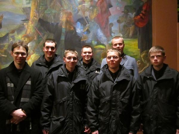IDEA Club visits UVA