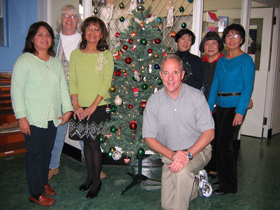 SDC Laboratory 2005 Christmas Party