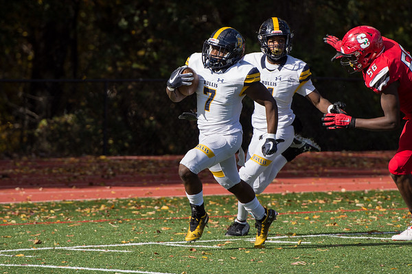 Bullis Game vs. St. Stephen's - November 3, 2018