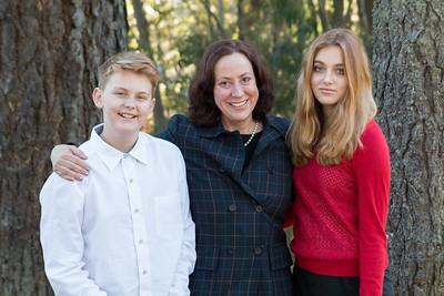 Burke Family, Dec 2016