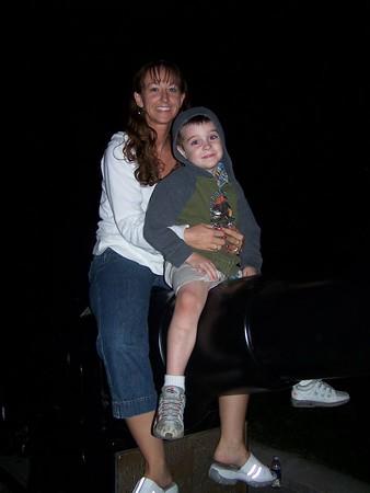 Geneva with Rachael & the Boys - August 24, 2005