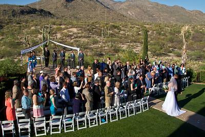 Crossland Wedding Ceremony