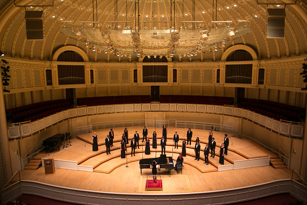 8. Academy of Music at Hamilton High School Chamber Singers
