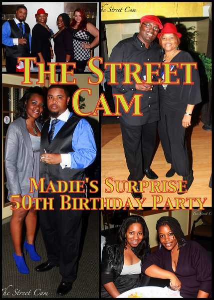 The Street Cam: Madie's Surprise 50th Birthday Party