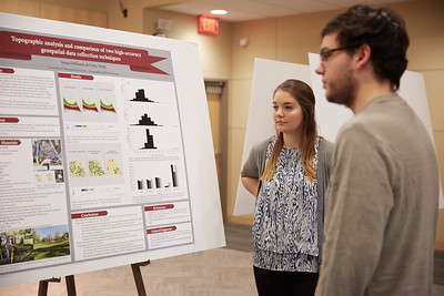 2017 UWL Geography GIS Poster Session