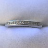 1.20ctw French Cut Eternity Band 0