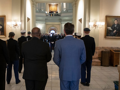 1.29.2020 Georgia Military Veterans Hall of Fame 2019 Unveiling Ceremony