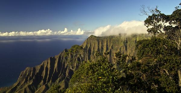 Panoramic Kaua`i