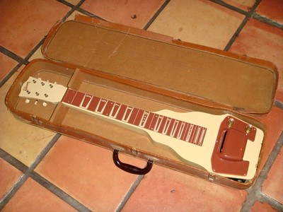 Early 50's Gibson BR9 Lap Steel