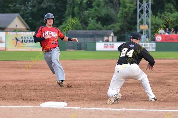 2016-08-10-Game 1 - River City Rascals (0) vs Florence Freedom (8)