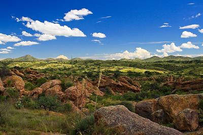 Cantina Reservoir--Black Mesa--Cerro del Fresnal