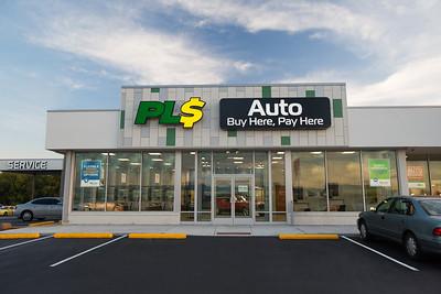 Indianapolis Auto Exterior Retouched