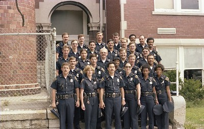 59th Recruit Class appointed May 19, 1980 2