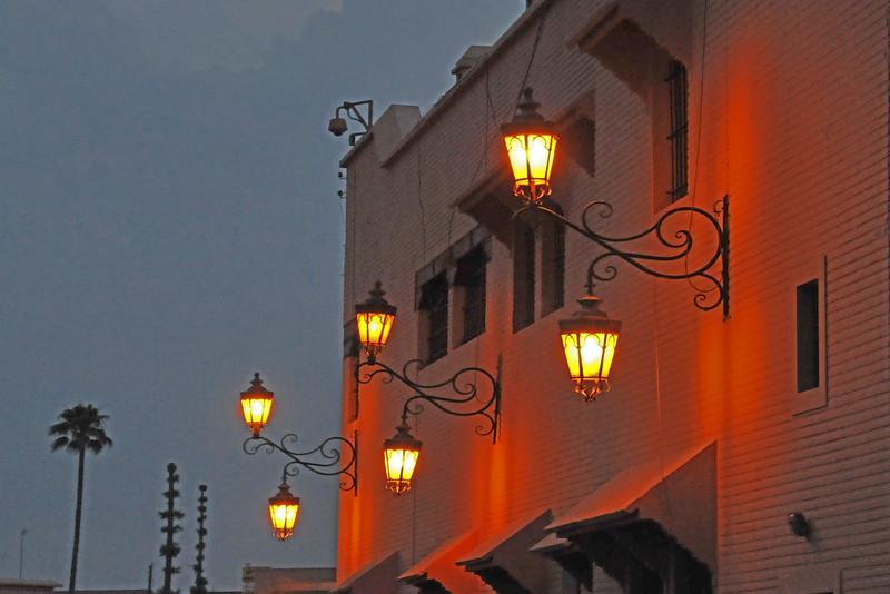 Streetlight in Marrakech~3242-1.
