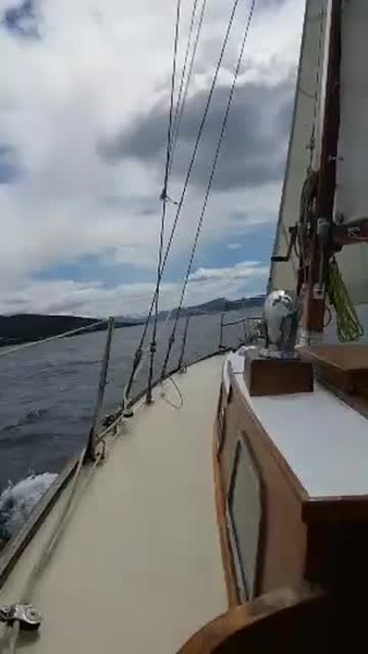 Kettering to Hobart