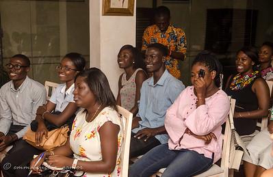 #AccraDiscourse - November