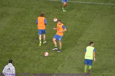 20160223 - Sounders vs Club America (CONCACAF)