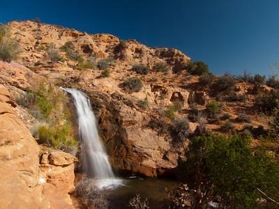 Four Corners (Utah, Colorado, Arizona, and New Mexico) Waterfalls