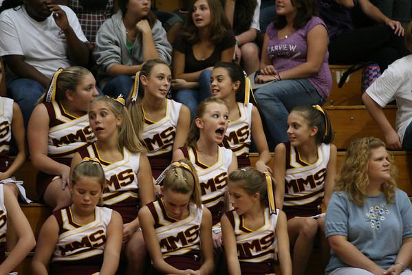 Madison Cheerleading 2008