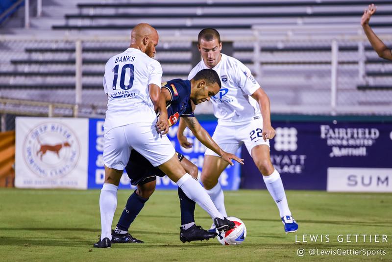 NASL Fall Season - North Carolina FC vs Jacksonville Armada FC