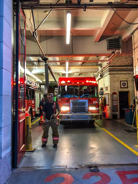 Fire Station 25, Drummon Street