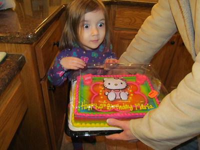 Maria 4th Birthday