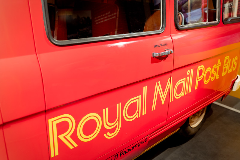 Royal Mail Bus