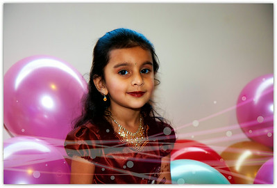 Sakshi's 5th Birthday