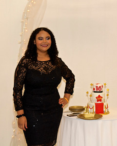 Kayde's 16th Birthday