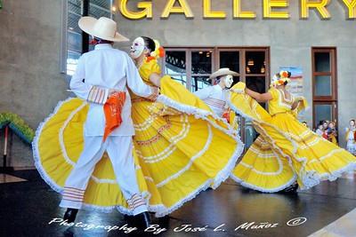 2014-09-21  El Puente Theatre Festival & Mask Procession